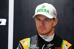 Hulkenberg: I won't skip a grand prix for Le Mans