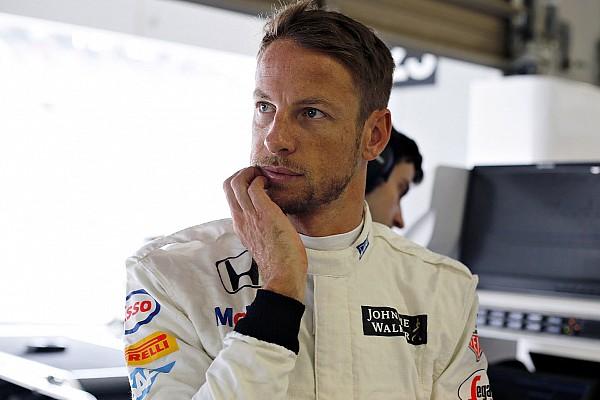 Button pediu garantias da McLaren antes de renovar
