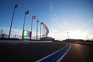 Russia close to 2017 night race plan