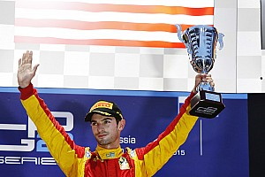 GP2 Race report Sochi GP2: Rossi wins shortened race as Lynn crashes