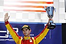 GP2 Sochi GP2: Rossi wins shortened race as Lynn crashes