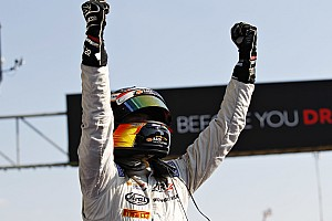 GP2 Race report Sochi GP2: Vandoorne crowned champion; Stanaway wins behind safety car