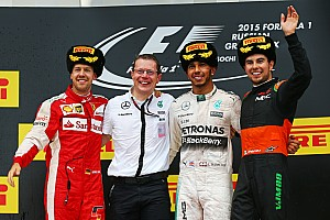 Formula 1 Press conference Russian GP: Post-race press conference