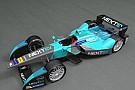Nelsinho Piquet exibe pintura do carro para nova temporada