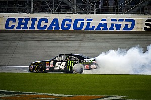 NASCAR XFINITY Breaking news Gibbs appeal results in less-severe fine for Chicago-winning No. 54