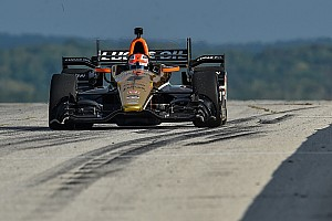 IndyCar Breaking news Schmidt admits dilemmas over driver choice