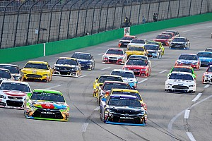 NASCAR Sprint Cup Analysis NASCAR's 2016 rules package a step in the right direction