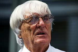 Formula 1 Interview No place for democracy, says Ecclestone