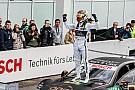 Wehrlein fue multado por sus festejos