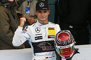 DTM Breaking news Ekstrom offers DTM champion Wehrlein donut lessons