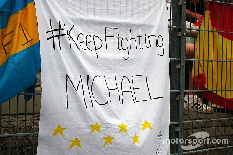 Ross Brawn: 'Er is altijd hoop voor Michael Schumacher'