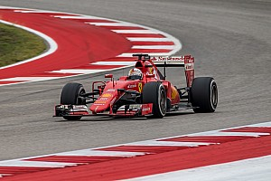 Formula 1 Race report United States Grand Prix – Gritty podium for Seb