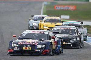 DTM Breaking news Ekstrom: DTM points system needs changing
