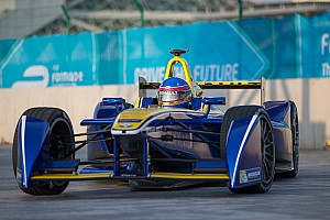 Formula E Breaking news Renault at a loss to explain Prost wing failure