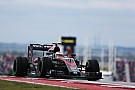 McLaren optimistic it's turning the corner