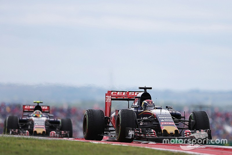Toro Rosso relaxed about engine plans as Ferrari deal nears