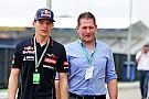 Jos Verstappen: 'Max is in staat om wereldkampioen te worden'