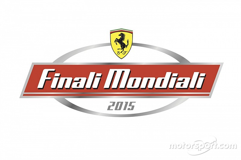 Ferrari benoemt Motorsport.com tot 'Official Media Partner' voor Finali Mondiali 2015