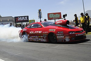 NHRA Race report Brown and Enders claim Mello Yello Series World Championship titles