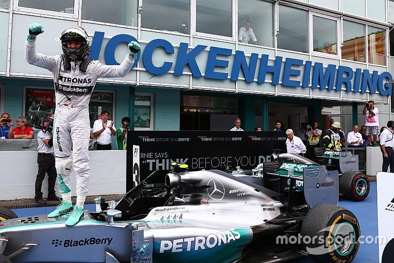 纽博格林希望2017年F1回归