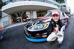 NASCAR Mexico Reporte de calificación Santiago Tovar se lleva la pole para la primera en México