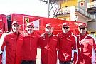 Ferrari GT: It's all about the Scuderia for Bruni, Rigon and Bertolini