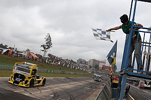 Fórmula Truck Relato da corrida Felipe Giaffone vence em Cascavel