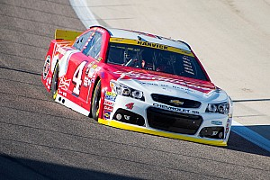 NASCAR Sprint Cup Breaking news The harder the road, the further Kevin Harvick goes