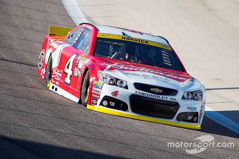 The harder the road, the further Kevin Harvick goes