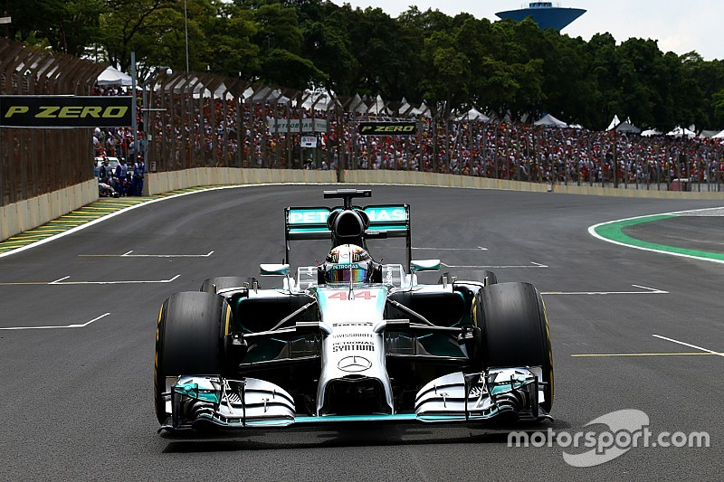 Lewis Hamilton: 'Zege zou saluut aan Senna zijn'