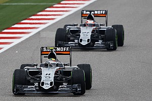 Formula 1 Breaking news Force India aims to seal fifth place in Brazil