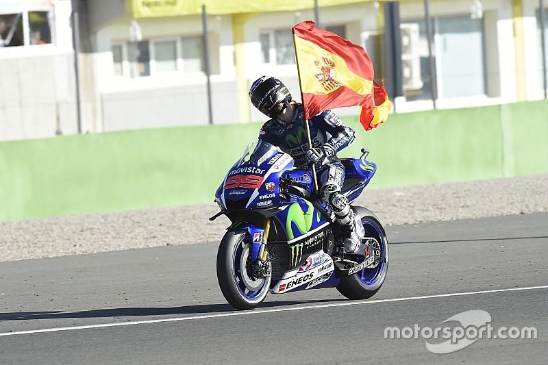 Gallery: Jorge Lorenzo's road to becoming triple MotoGP champion