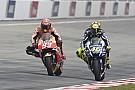 Fotostrecke: Valentino Rossi vs. Marc Marquez