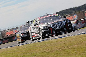 """V8 Supercars Breaking news Kelly ready to """"step it up"""""""