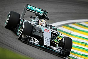 Formula 1 Practice report Mercedes: Productive start in Brazil as Hamilton and Rosberg rack up the laps around Interlagos