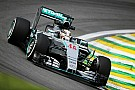 Mercedes: Productive start in Brazil as Hamilton and Rosberg rack up the laps around Interlagos
