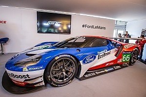 IMSA Breaking news Westbrook, Briscoe, Bourdais join Ganassi's Ford GT line-up