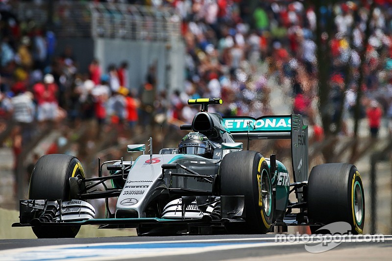 Rosberg can't explain qualifying form as pole streak extends to five