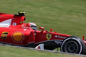 Formula 1 Breaking news Raikkonen not sure Ferrari can beat Mercedes in 2016