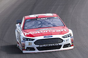 NASCAR Sprint Cup Breaking news Wood Brothers returning to full-time racing in 2016