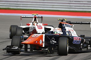 GP3 Race report Bahrain GP3: Ghiotto wins to set up Abu Dhabi title decider