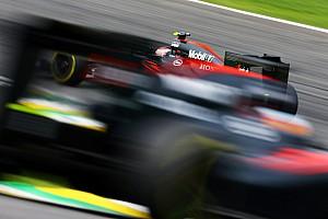 Формула 1 Пресс-релиз В McLaren готовят новинки к Абу-Даби