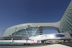 Formula 1 Breaking news Pirelli: Abu Dhabi F1 test