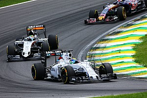 Formula 1 Breaking news Massa keen to re-sign with Williams