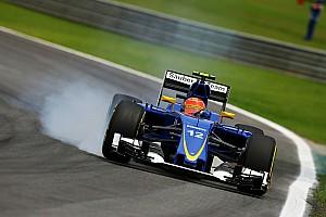Формула 1 Комментарий Наср: Эрикссон должен был побеждать меня в этом сезоне