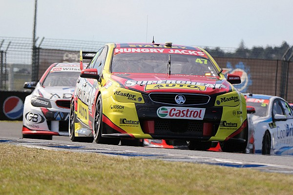 V8 Supercars Slade ready for leadership role