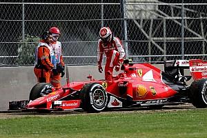 Формула 1 Комментарий Райкконен: Этот сезон порой был болезненным