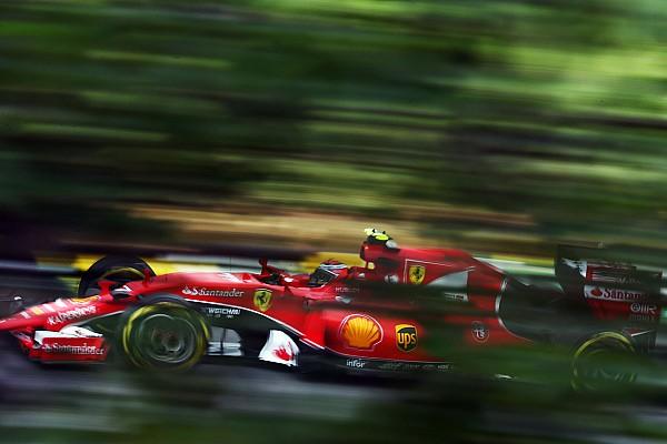 Формула 1 Новость Shell помогла Ferrari отыграть полсекунды на круге