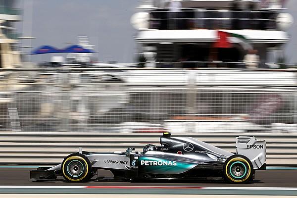 Formula 1 Rosberg says