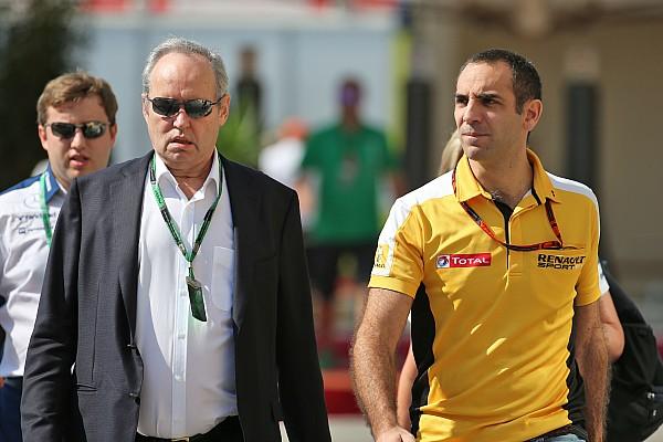 Formula 1 No Renault F1 announcement until next week